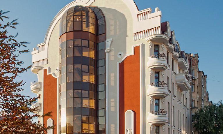 STARO HOTEL, KIEV ****